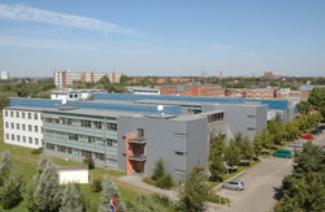 吕贝克应用技术大学风光