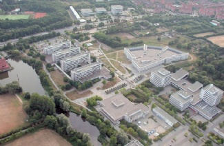 德国基尔大学风光