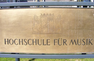 维尔茨堡音乐学院风光