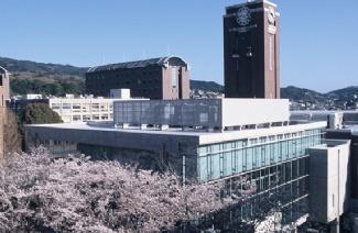 京都大学风光