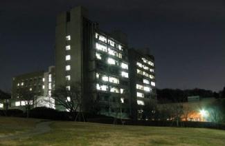 东京工业大学风光