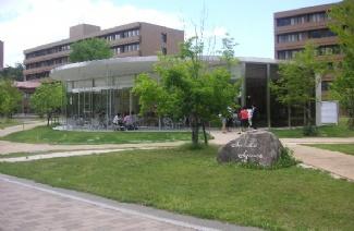 广岛大学风光