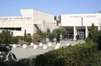 阿维尼翁大学风光