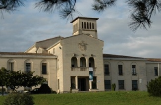 波尔多第一大学风光