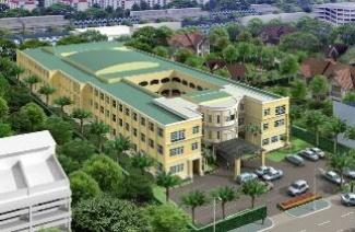 泰国威尔斯国际学校风光