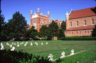 圣格里高利大学