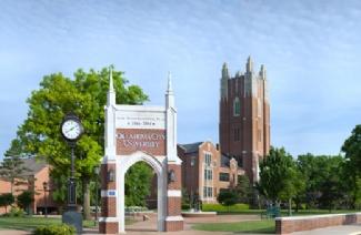 俄克拉荷马市大学