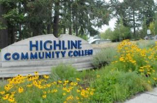 海莱恩社区学院风光