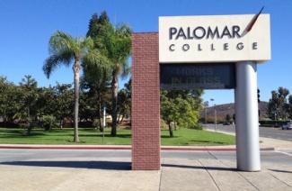 帕洛玛学院风光