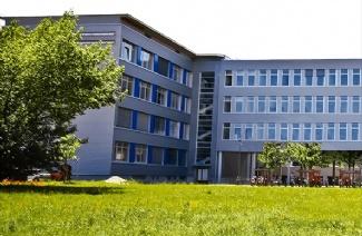 瑞士西部高等专业学院/应用科学大学风光
