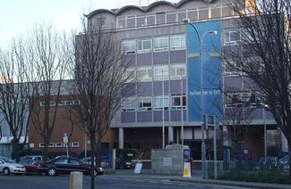 爱尔兰都柏林理工学院风光