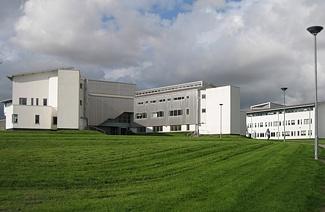 爱尔兰布兰察斯镇理工学院风光