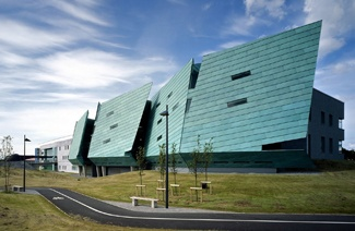 爱尔兰高威理工学院风光