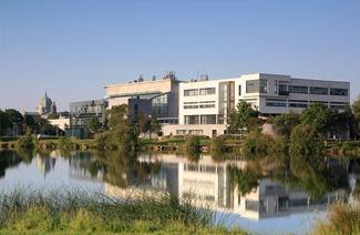 爱尔兰国立高威大学风光