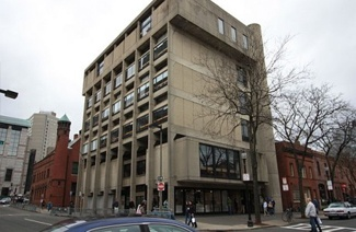 波士顿建筑学院风光
