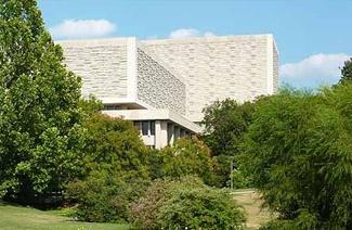 印第安纳大学布鲁明顿校区风光