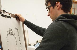 麻省艺术与设计学院风光