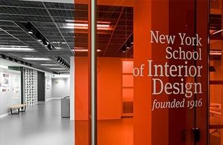 纽约室内设计学院风光