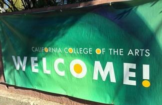 加州艺术学院(奥克兰)风光