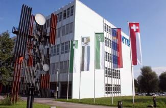 瑞士东部高等专业学院/应用科学大学风光