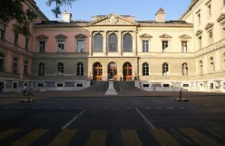 日内瓦高级国际关系学院风光