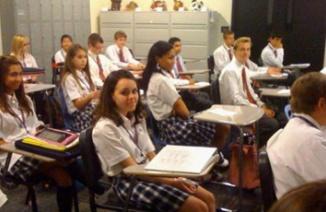约翰保罗二世高中
