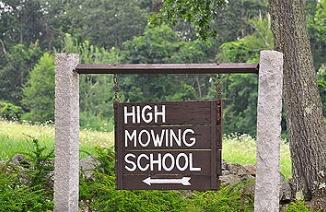海莫宁高中