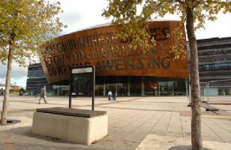 南威尔士大学风光