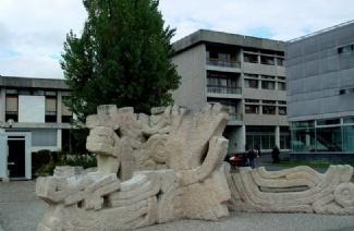 波尔多第四大学风光