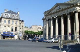 卡昂大学风光