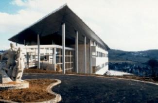 克莱蒙费朗第一大学风光