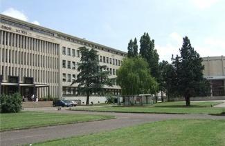 勃艮第大学(第戎大学)风光
