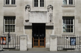伦敦舞蹈与戏剧艺术学院风光