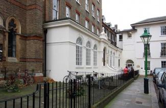 伦敦大学海斯洛普学院风光
