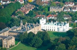 英国圣玛丽大学学院风光