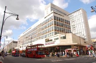 伦敦时尚学院