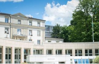 瑞士IMD商学院风光
