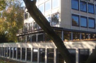 汉堡时装设计学院风光