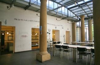 法兰克福国立造型与艺术设计学院风光