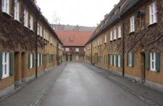 纽伦堡造型与艺术学院风光