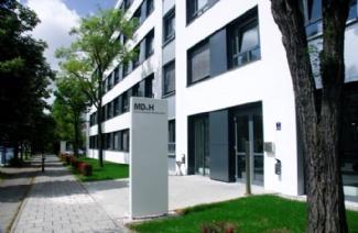 柏林媒体设计学院风光