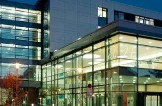 德累斯顿国际大学风光