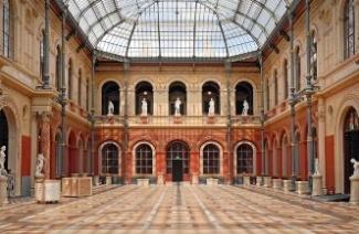 巴黎高等艺术学院风光