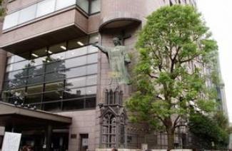 青山国际教育学院日本语中心风光
