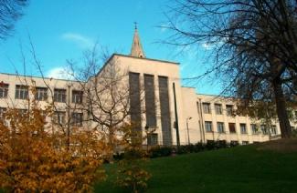 里昂美术学院风光