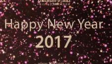 立思辰留学360—恭祝全国人民2017年 新年快乐