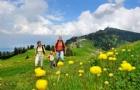 瑞士留学的生活
