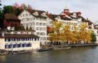 瑞士大学本科留学费用
