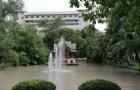 泰国曼谷吞武里大学生活环境优不优美
