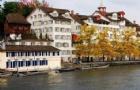 瑞士留学签证流程
